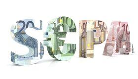Mit der Einführung des neuen Euro-Zahlungsverkehrsverfahrens haben es einige Unternehmen nicht so eilig.