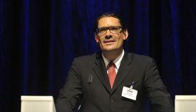 Der Preisträger des vergangenen Jahres: Axel Zwanzig von Braas Monier