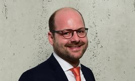 Tobias Wriedt leitet seit Anfang April das Treasury beim Investmentmanager Corestate Capital Holding.