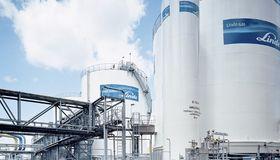 Gastanks von Linde: Das Industriegaseunternehmen hat einen neuen revolvierenden Kredit.