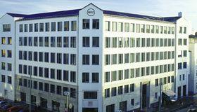 Merz-Zentrale in Frankfurt am Main