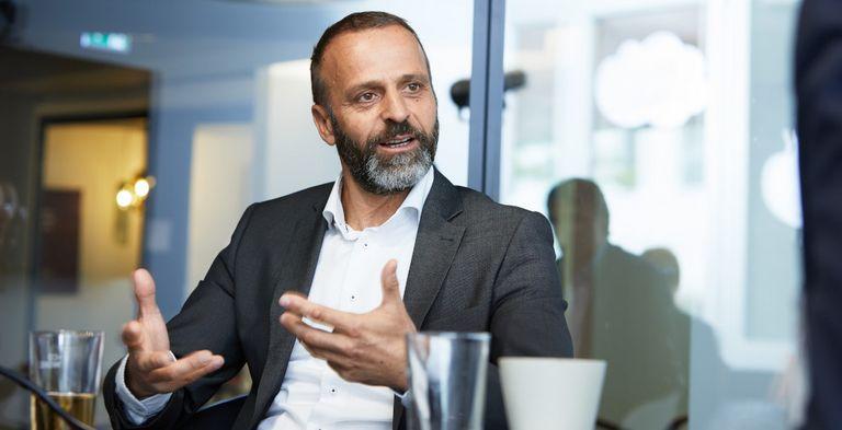 Peter Rathgeb leitet das Siemens-Treasury seit 2018.