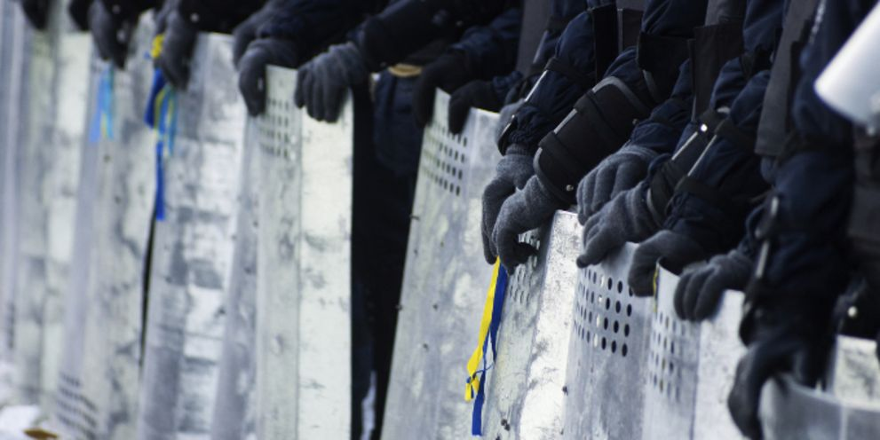 Mit den Protesten auf dem Maidan nahm die Krise in der Ukraine ihren Lauf.