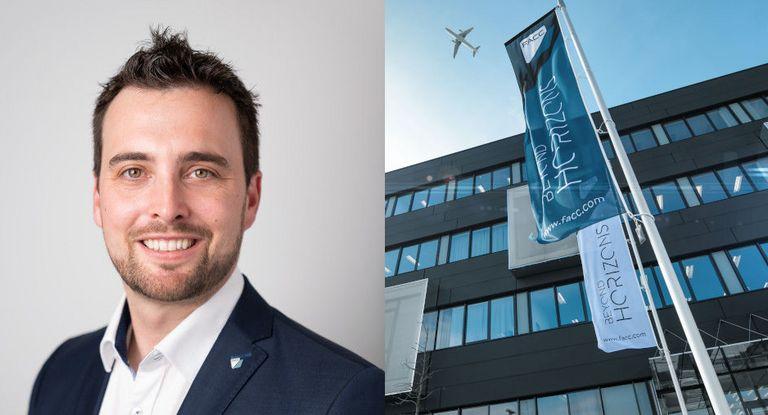 Verbreitertes Aufgabenspektrum für Florian Heindl: Der Treasury-Chef von FACC leitet künftig auch den Bereich Investor Relations bei dem Luftfahrtzulieferer.