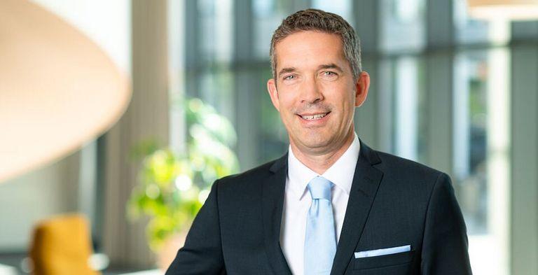 Treasury-Chef Olaf Weber hat für Vonovia im März und im Juli Anleihen begeben.