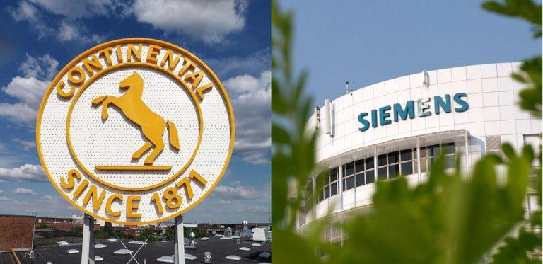Continental und Siemens experimentieren in der Finanzierung mit der Blockchain.