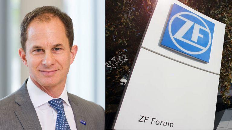 BASF-Treasury-Chef Ulf Loleit leitet bald die Treasury-Abteilung des Automobilzulieferers ZF Friedrichshafen.