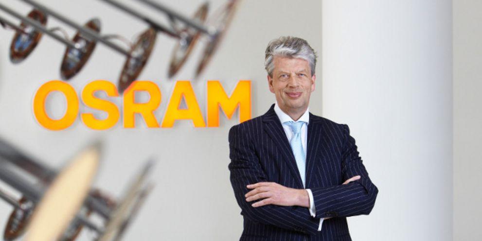 """Mittenhuber von Osram: """"Wir wollten keinen Siemens-Klon aufbauen"""""""