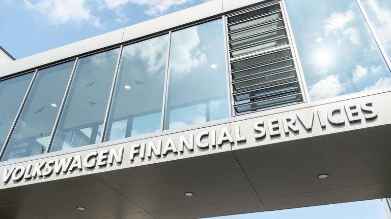 Volkswagen Financial Services ist einer der Großplayer am europäischen ABS-Markt.