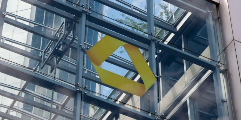 Commerzbank-Zentrale in Frankfurt: Markus Beumer verlässt die Bank Ende Oktober.