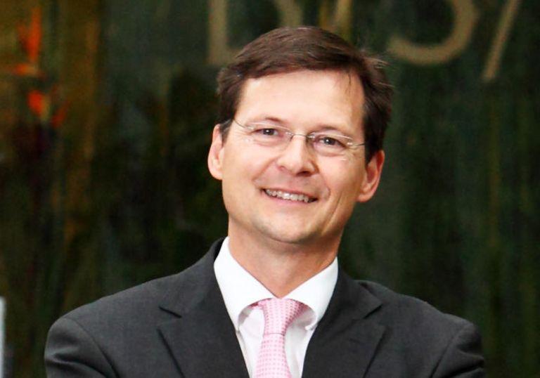Kai Schrickel ist neuer Executive Vice President des Technologiekonzerns Bosch.