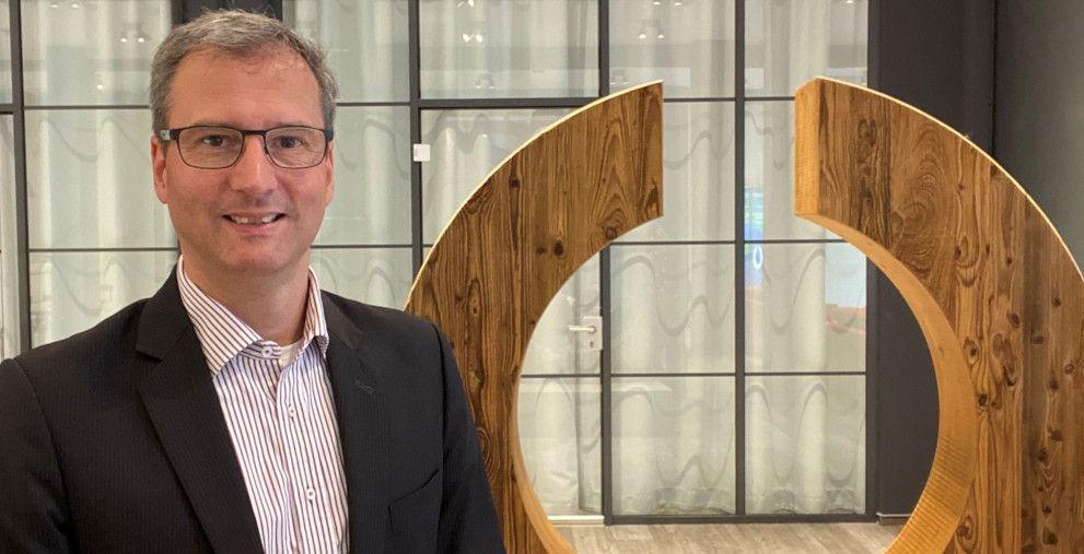 Treasurer Thomas A. Woelk propagiert das Zahlungsprojekt Peppol im VDT Arbeitskreis Cash & Liquidity.