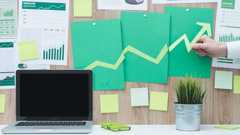 Der Markt für grüne Finanzierungen wächst auch in diesem Jahr.