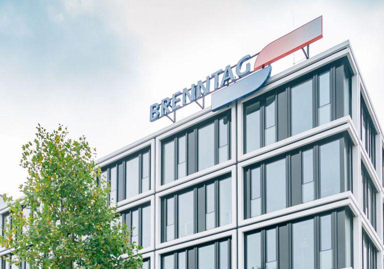 Brenntag sammelt 500 Millionen Euro ein.