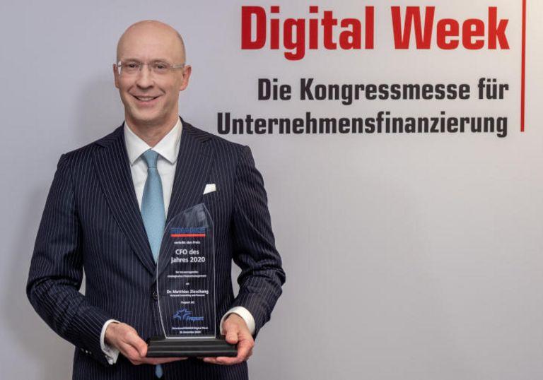 CFO des Jahres 2020: Fraports Matthias Zieschang