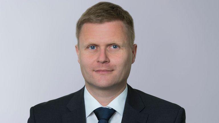 Jörg Weber ist seit Anfang März neuer MTU-Treasurer.