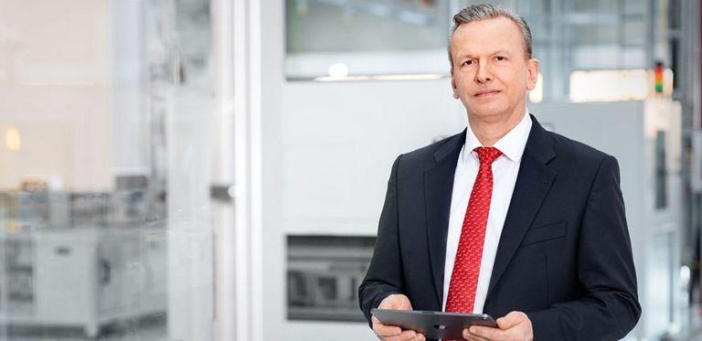 Thomas Jessulat ist seit 2016 CFO von Elring Klinger.