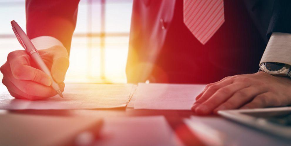 Wenig Papierkram: Die schlanke Dokumentation ist ein Vorteil, der Unternehmen an den Schuldscheinmarkt lockt.