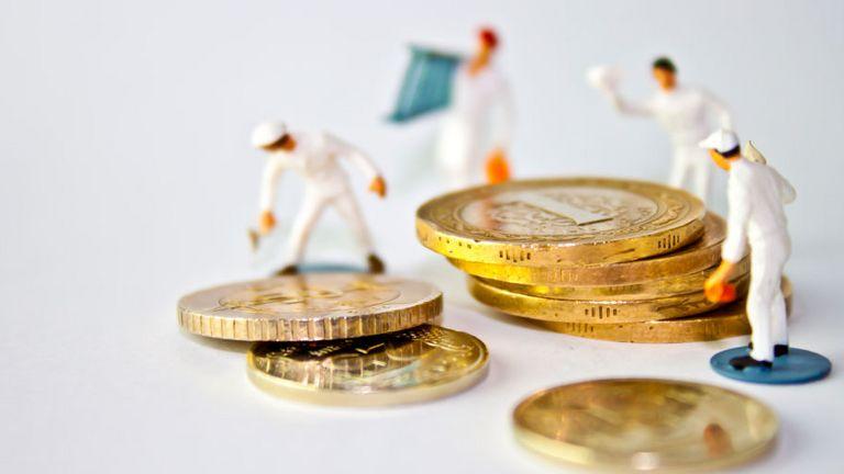 Forsa und die Commerzbank haben das Anlageverhalten des Mittelstandes untersucht.