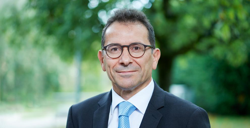 CFO Kurt Plattner nimmt nach mehr einem Viertel Jahrhundert Abschied von Rehau.