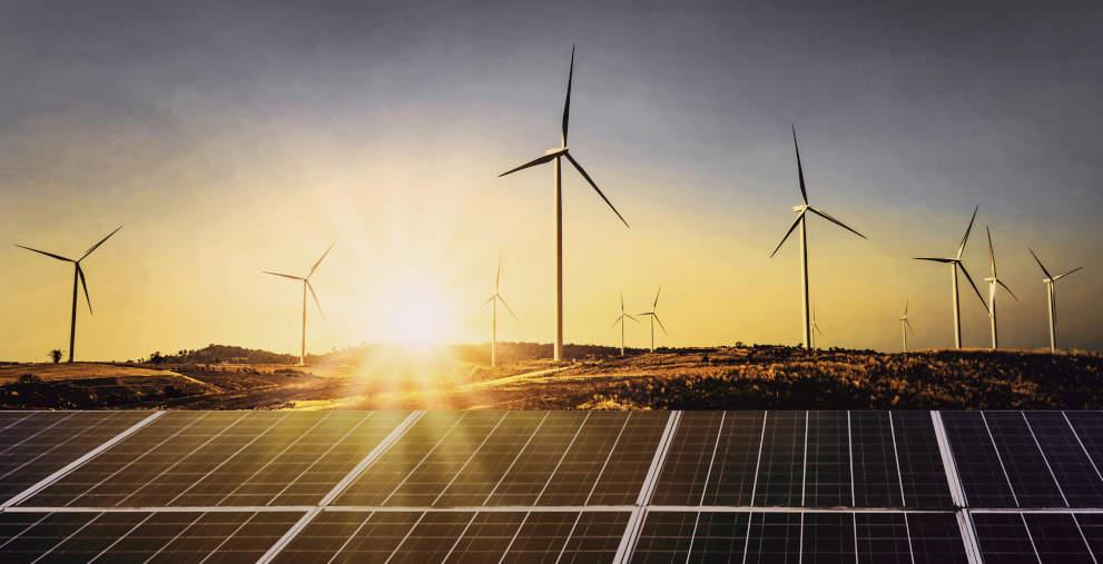 Erneuerbare Energien werden bei Anlegern beliebter.