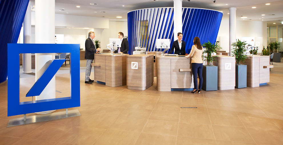Die Deutsche Bank will den Pay-per-Use-Markt erobern.