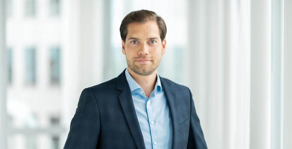 Florian Geiger leitet seit Oktober 2020 das Treasury von Vantage Towers.