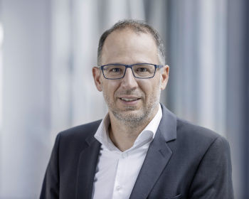 Christian Herrmann, Leiter des Bereichs Investor Relations / M&A & Participation Management Daimler Truck