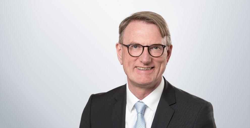 Michael Bücker, ehemaliger Firmenkundenvorstand der BayernLB, übernimmt im Sommer den Chefposten beim Leasinganbieter Grenke.
