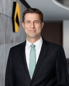 Michael Kotzbauer, Firmenkundenvorstand der Commerzbank