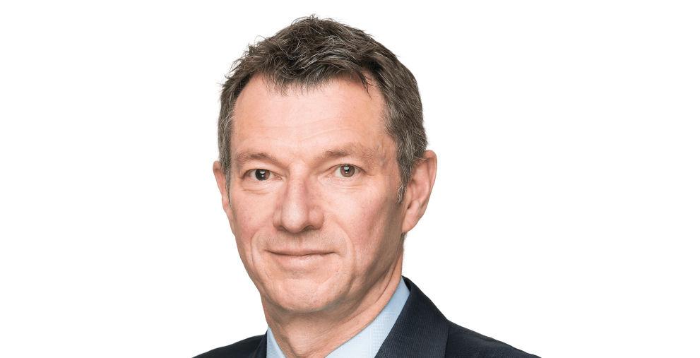 Michael Spiegel ist seit Anfang dieses Jahres Global Head of Transaction Banking bei Standard Chartered in Singapur.