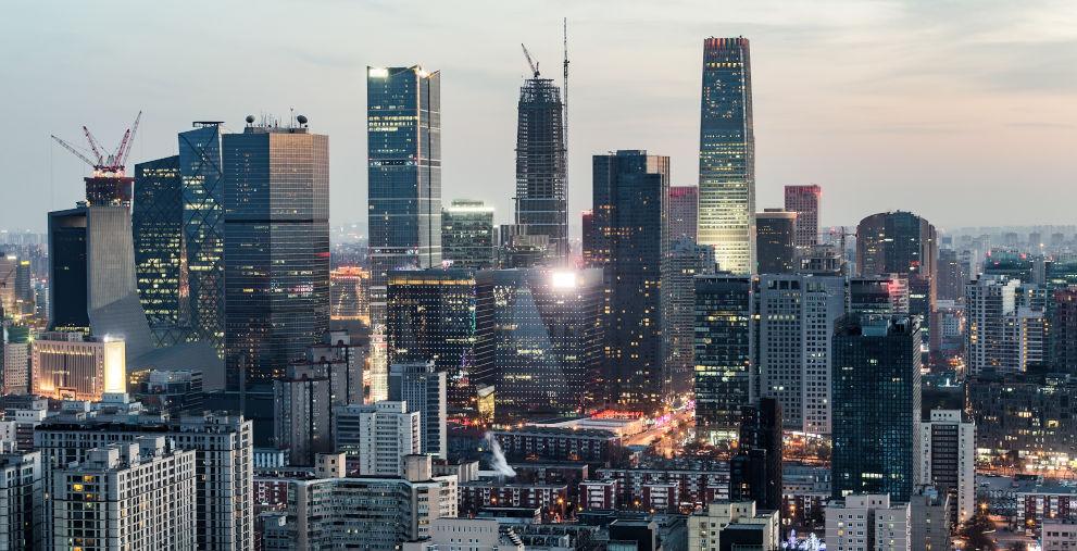 Auch die Finanzszene in Peking soll von den neuen Möglichkeiten beim Renminbi-Handel profitieren