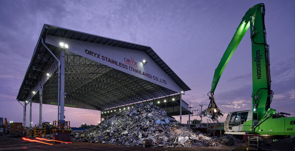 Der Edelstahlschrotthändler Oryx Stainless finanziert sein Geschäft in Thailand nun zum ersten Mal mit einer lokalen Borrowing-Base-Finanzierung.