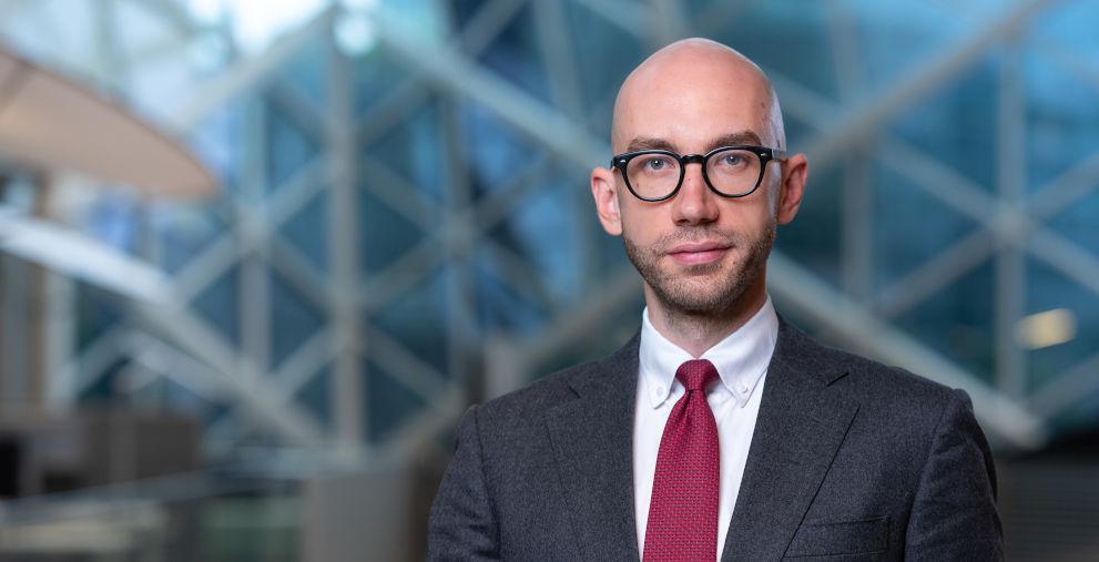 Philipp Spatz leitet ab 1. September den Bereich Konzernfinanzen bei Axel Springer.
