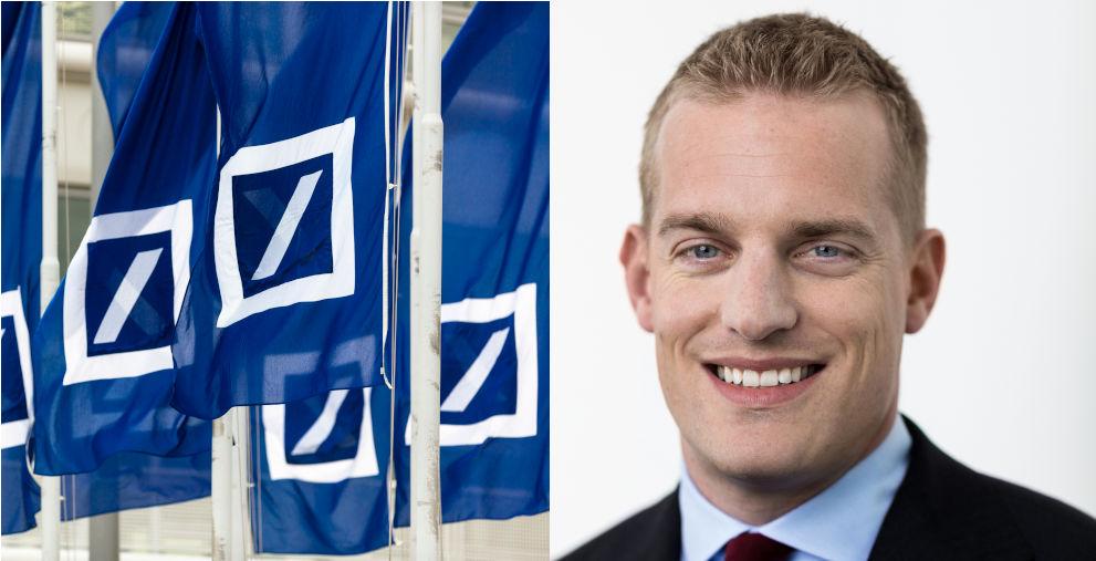 Stefan Hoops verantwortet bei der Deutschen Bank als Teil des erweiterten Group Management Committees die neu geschaffene Unternehmensbank.