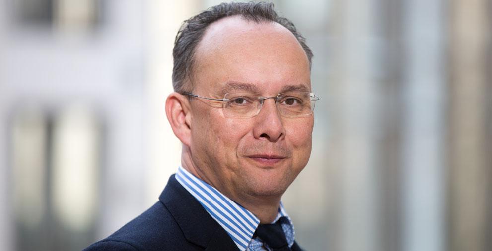 Uniper-Finanzer Udo Giegerich wird neuer Finanzleiter von Corestate.