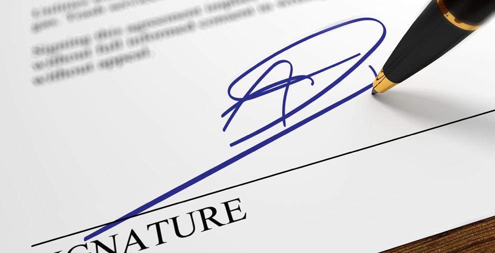 Der VDT will mit seinem neuen Arbeitskreis das Thema E-Signaturen voranbringen.