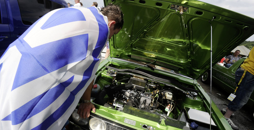 Der Autokonzern Volkswagen hat am US-Kapitalmarkt Milliarden eingesammelt.