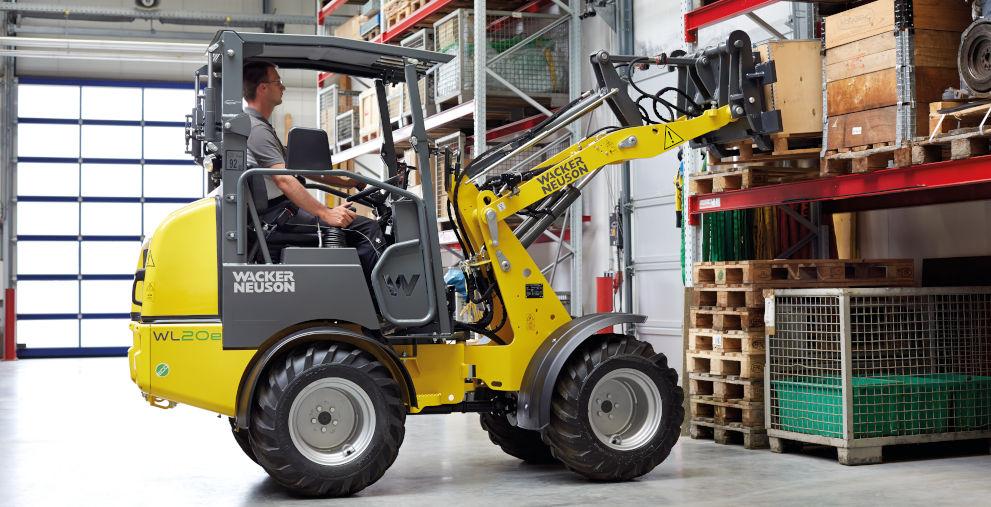 Der Baumaschinenhersteller Wacker Neuson testet bei seinem vierten Schuldschein eine digitale Emissionsplattform.