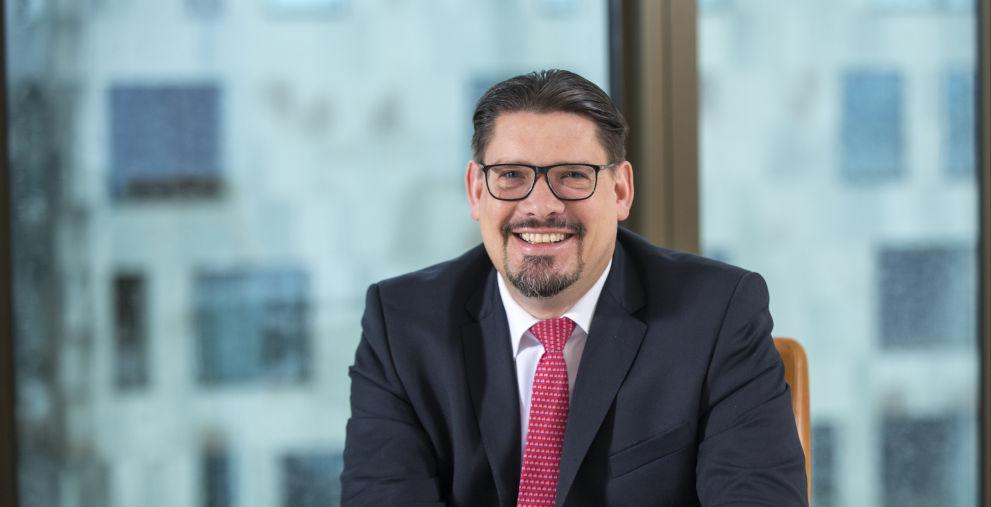 Axel Zwanzig, Treasury-Chef bei der Mutter Marquard & Bahls, hat Oiltanking bei der Refinanzierung begleitet.