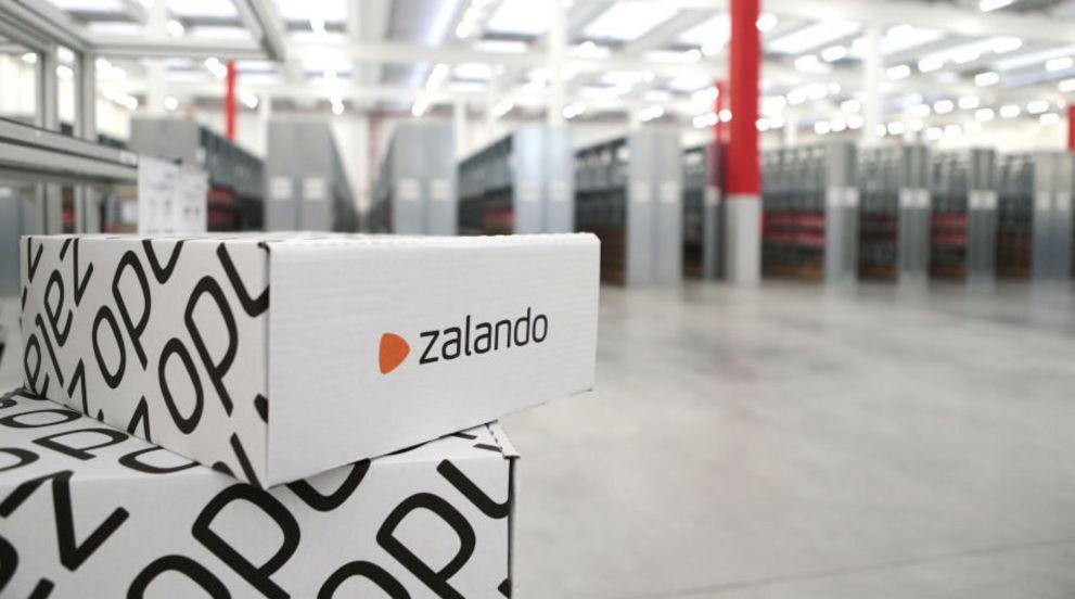 Zalando sammelt 1 Milliarde Euro ein.